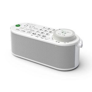 ソニー リモコン機能付きお手元テレビスピーカー (ワイヤレス送信機兼専用充電台セット) SONY SRS-LSR100 返品種別A|joshin