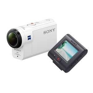 ソニー デジタルHDビデオカメラ「HDR-AS300R」※ライブビューリモコン同梱モデル アクションカム HDR-AS300R 返品種別A|joshin