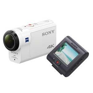 ソニー デジタル4Kビデオカメラ「FDR-X3000R」※ライブビューリモコン同梱モデル アクションカム FDR-X3000R 返品種別A|joshin