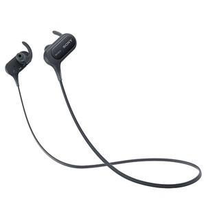 ソニー Bluetooth搭載ダイナミック密閉型カナルイヤホン(ブラック) SONY MDR-XB50BSB 返品種別A|joshin