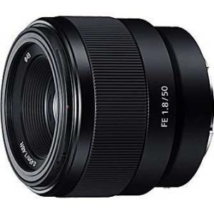 ソニー FE 50mm F1.8 ※FEマウント用レンズ(フルサイズミラーレス対応) SEL50F1...