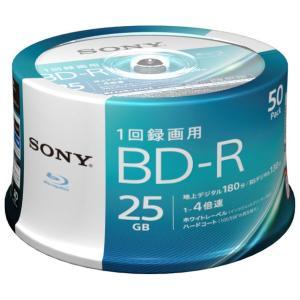ソニー 4倍速対応BD-R 50枚パック 25...の関連商品4