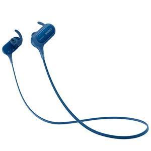 ソニー Bluetooth搭載ダイナミック密閉型カナルイヤホン(ブルー) SONY MDR-XB50BSL 返品種別A|joshin