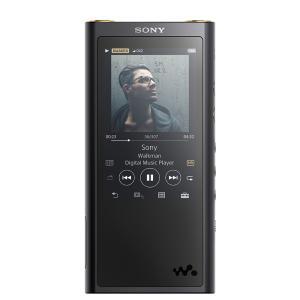 ソニー ウォークマン ZX300シリーズ 64GB ヘッドホン非同梱モデル(ブラック) SONY Walkman NW-ZX300 B 返品種別A|joshin