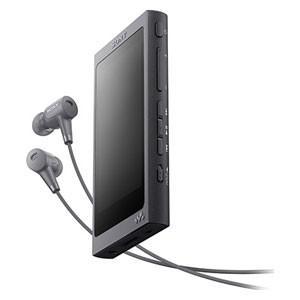 ソニー ウォークマン A40シリーズ 32GB ハイレゾ対応デジタルノイズキャンセリングヘッドホン同梱モデル(グレイッシュブラック)SONY Walkman NW-A46HN 返品種別A|joshin
