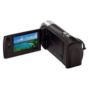 ソニー デジタルHDビデオカメラ「CX470」(ブラック) SONY ハンディカム HDR-CX470-B 返品種別A|joshin|03