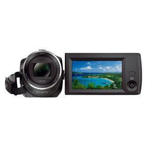 ソニー デジタルHDビデオカメラ「CX470」(ブラック) SONY ハンディカム HDR-CX470-B 返品種別A|joshin|04