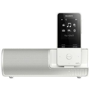 ソニー ウォークマン S310シリーズ 16GB(ホワイト)[スピーカー付属モデル] SONY Walkman NW-S315K W 返品種別A joshin