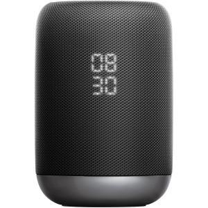 ソニー スマートスピーカー(ブラック) SONY Googleアシスタント搭載スマートスピーカー LF-S50G-B 返品種別A|joshin