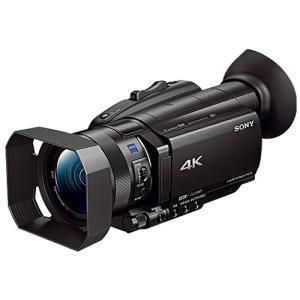 ソニー デジタル4Kビデオカメラ「FDR-AX700」 FDR-AX700 返品種別A|joshin