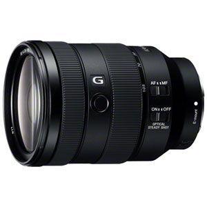 ソニー FE 24-105mm F4 G OSS ※FEマウント用レンズ(フルサイズミラーレス対応)...