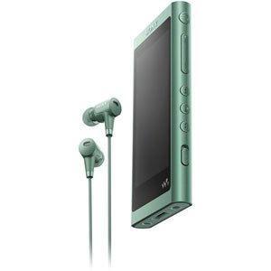 ソニー ウォークマン A50シリーズ 16GB ヘッドホン同梱モデル(ホライズングリーン) SONY Walkman NW-A55HN/ G 返品種別A|joshin