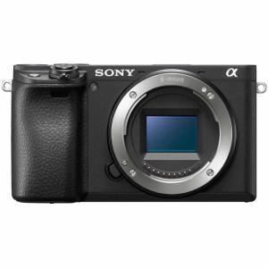 ソニー ミラーレス一眼カメラ「α6400」ボディ(ブラック) SONY ILCE-6400-B 返品...
