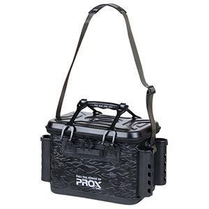 プロックス EVAタックルバッカン ロッドホルダー付 36サイズ(ブラック) PROX バッカン タックルバック PX966236BK 返品種別A|joshin