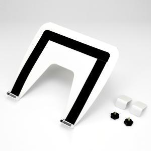 センチュリー モニターアーム専用ノートパソコンプレート(ホワイト) CGMA-OP3WH 返品種別A|Joshin web