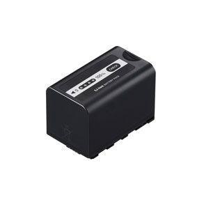 パナソニック HC-X1000用バッテリーパック VW-VBD58-K 返品種別A|joshin