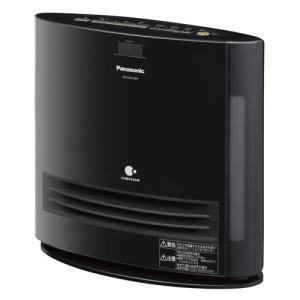 パナソニック 加湿機能付きひとセンサー搭載セラミックファンヒーター(ブラック) (暖房器具)Panasonic nanoe(ナノイー)搭載 DS-FKX1205-K 返品種別A|joshin