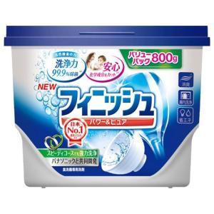 パナソニック 食洗機専用洗剤フィニッシュパワー&ピュア(ボックス) N-RFE80 返品種別A|joshin