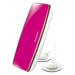 パナソニック 低周波治療器(ビビッドピンク) Panasonic ポケットリフレ EW-NA25-VP 返品種別A|joshin
