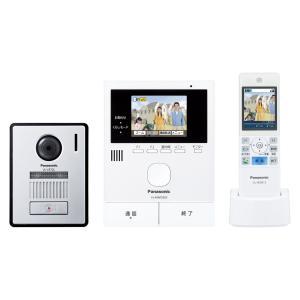 パナソニック カラーテレビドアホン Panasonic どこでもドアホン VL-SWD303KL 返品種別A|joshin