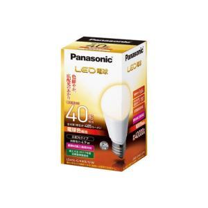 パナソニック LED電球 一般電球形 485lm(電球色相当) Panasonic LDA5L-G/ K40E/ S/ W 返品種別A