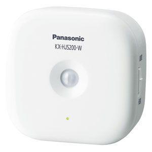 パナソニック 人感センサー Panasonic スマ@ホームシステム ホームネットワークシステム KX-HJS200-W 返品種別A