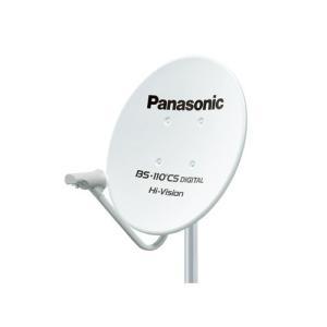 パナソニック BS・110°CSアンテナ Panasonic TA-BCS45R3 返品種別A|joshin