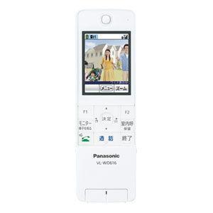 パナソニック ワイヤレスモニター子機 Panasonic VL-WD616 返品種別A joshin