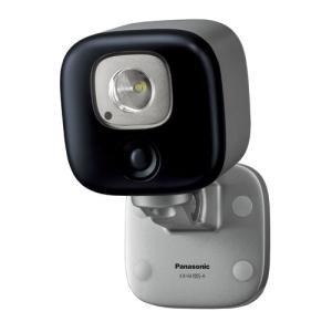 パナソニック LEDセンサーライト Panasonic スマ@ホームシステム ホームネットワークシステム KX-HA100S-H 返品種別A