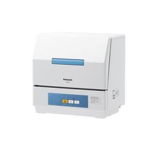 パナソニック 食器洗い機(ホワイト) (食洗機) Panasonic プチ食洗 NP-TCB4-W 返品種別A|joshin