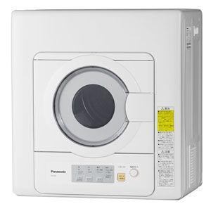 パナソニック 5.0kg 衣類乾燥機(ホワイト) Panasonic NH-D503-W 返品種別A|joshin
