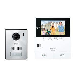 パナソニック カラーテレビドアホン Panasonic VL-SZ50KP 返品種別A|joshin
