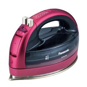 パナソニック コードレススチームアイロン (ピンク) Panasonic カルル NI-WL704-P 返品種別A|joshin