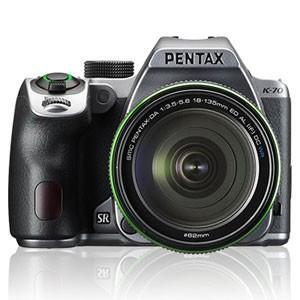 ペンタックス デジタル一眼レフカメラ「PENTAX K-70...