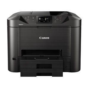 キヤノン A4プリント対応 ビジネスインクジェット複合機 Canon MAXIFY(マキシファイ) MB5430 MAXIFYMB5430 返品種別A