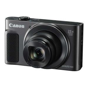 キヤノン デジタルカメラ「PowerShot SX620 HS」(ブラック) PSSX620HS(BK) 返品種別A joshin