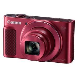 キヤノン デジタルカメラ「PowerShot SX620 HS」(レッド) PSSX620HS(RE...
