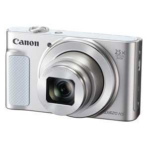 キヤノン デジタルカメラ「PowerShot SX620 HS」(ホワイト) PSSX620HS(W...
