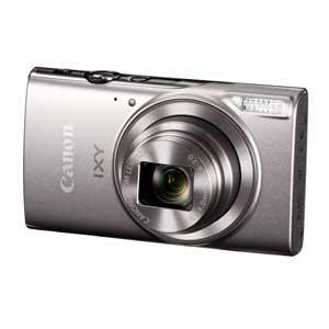 キヤノン デジタルカメラ「IXY 650」(シルバー) IXY650(SL) 返品種別A joshin