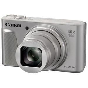 キヤノン デジタルカメラ「PowerShot SX730 HS」(シルバー) PSSX730HS(SL) 返品種別A|joshin