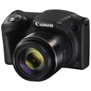 キヤノン デジタルカメラ「PowerShot SX430IS」 PSSX430IS 返品種別A joshin