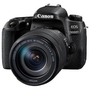 キヤノン デジタル一眼レフカメラ「EOS 9000D」EF-...