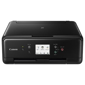 キヤノン A4対応 インクジェットプリンター(ブラック) Canon PIXUS(ピクサス) TS6230 PIXUSTS6230BK 返品種別A