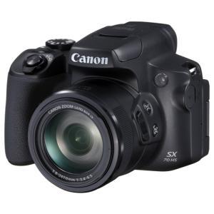 キヤノン デジタルカメラ「PowerShot SX70 HS」 PSSX70HS 返品種別A|joshin