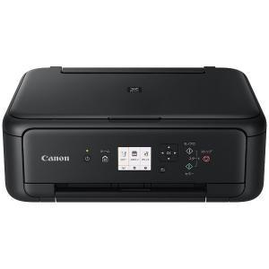 キヤノン A4対応 インクジェットプリンター(ブラック) Canon PIXUS(ピクサス) TS5130S PIXUSTS5130SBK 返品種別A