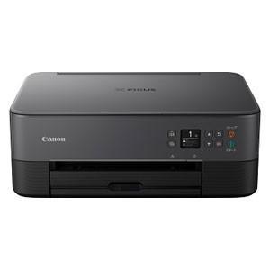 キヤノン A4プリント対応 インクジェットプリンタ複合機(ブラック) Canon PIXUSTS53...