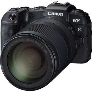 キヤノン フルサイズミラーレス一眼カメラ「EOS RP」RF24-240mm IS USMレンズキッ...