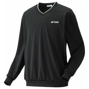 ヨネックス トレーナー ユニセックス(ブラック・サイズ:SS) YONEX テニス・バドミントン ウ...