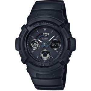 カシオ G-SHOCKGショック デジアナ時計 メンズタイプ AW-591BB-1AJF 返品種別A|joshin
