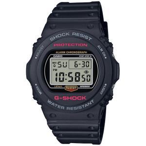 カシオ (国内正規品)G-SHOCKGショック デジタル時計 メンズタイプ DW-5750E-1JF 返品種別A|joshin